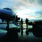 Бизнес-авиация пролетела